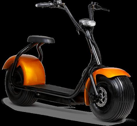 scooter-naranja